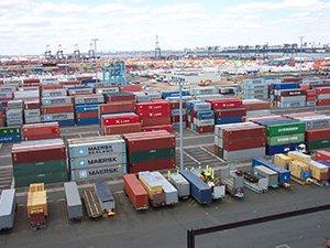 Отгрузка товара в морском терминале по FCA