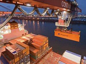 Способы морской доставки контейнеров с грузами