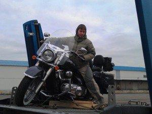 Порядок растаможки мотоцикла