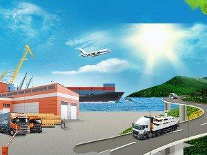 Поставки грузов по FCA ИНКОТЕРМС 2010