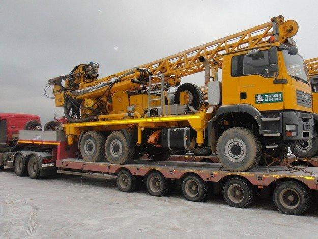 Правила перевозки крупногабаритных и тяжеловесных грузов
