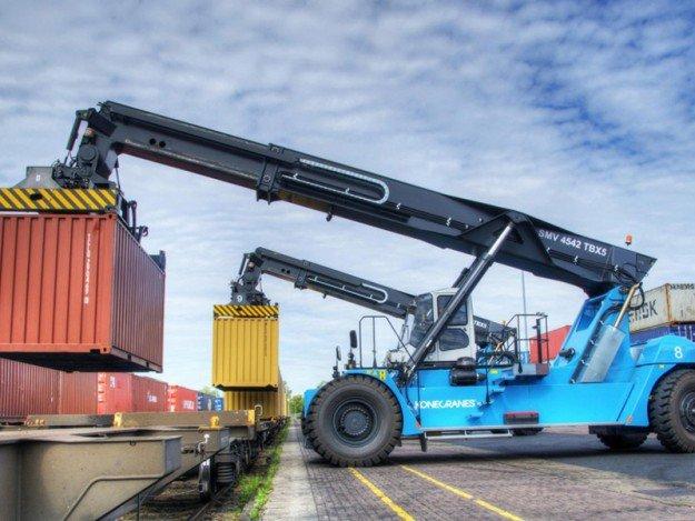 Контейнерные перевозки товаров из КНР